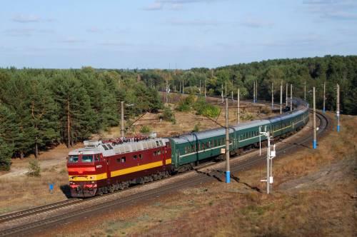 Электровоз ЧС4Т-652.